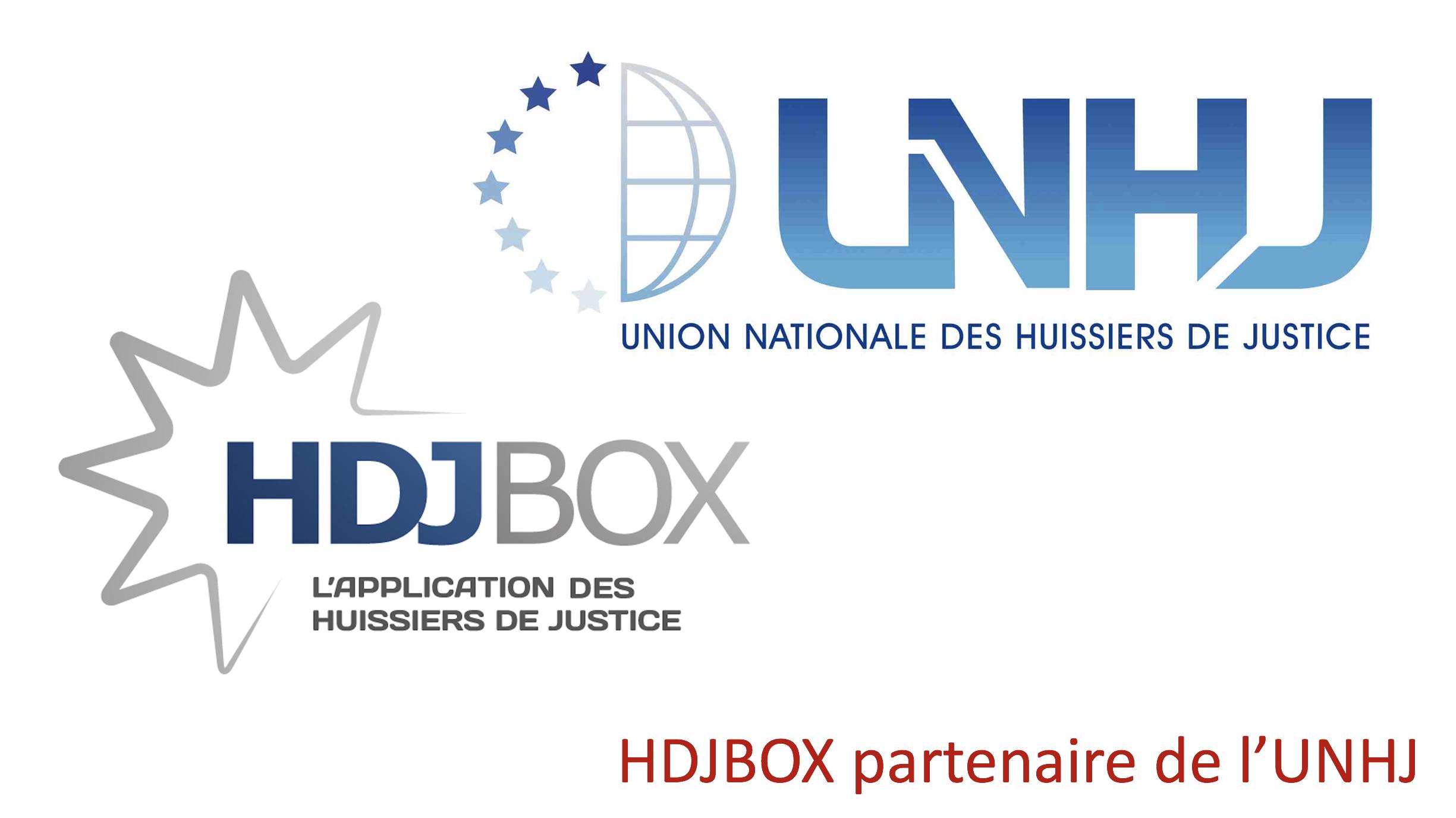 Actualités application huissier de justice HDJBOX